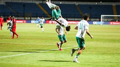 AL MASRY RUN RIOT TO HIT RANGERS IN SIX-GOAL THRILLER