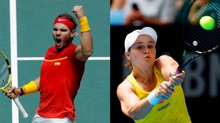 TOP GUNS LINE UP FOR AUSTRALIAN OPEN