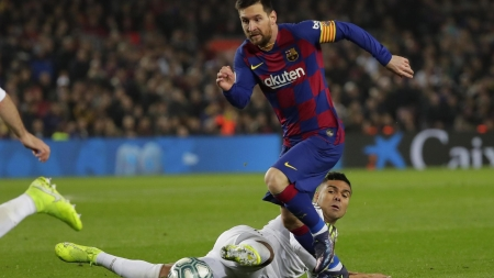 EL CLASICO RECORDS FIRST GOALLESS OUTING IN 17 YEARS