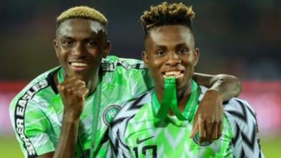 OSIMHEN, CHUKWUEZE TO SLUG IT OUT FOR AFRICAN YOUTH PLAYER AWARD