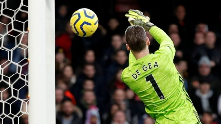WATFORD IN SHOCK WIN OVER MANCHESTER UNITED
