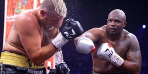 DILLIAN WHYTE COULD BE ANTHONY JOSHUA'S NEXT OPPONENT