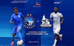ENYIMBA FACE RIVERS UNITED IN RESCHEDULED NIGERIAN LEAGUE MATCH