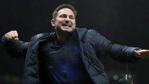 AM GLAD TOP-4 CHASE IS IN CHELSEA'S HANDS, SAYS LAMPARD