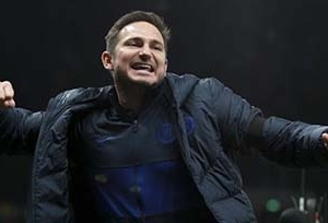 FRANK LAMPARD AIMING TO COLLECT HIS FIRST MANAGERIAL HONOUR IN  FA CUP FINAL