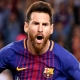 MESSI HITS FOUR GOALS AS BARCA HAMMER EIBAR 5-0