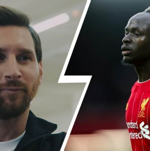 SADIO MANE DESERVES BETTER THAN 4TH POSITION AT BALLON D'OR, SAYS MESSI