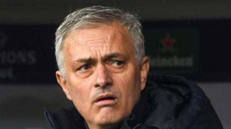 MOURINHO SCARED OF WOLVES