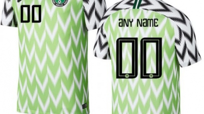 SUPER EAGLES TO GET NEW JERSEYS FOR WORLD CUP 2022 QUALIFIERS