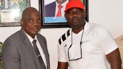 YOURS IS A CALL TO SERVICE, SPORTS MINISTRY CHIEFTAIN, ADESOLA TELLS NEW AFN HELMSMAN
