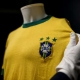 PELE'S LAST BRAZIL JERSEY SELLS FOR 30,000 EUROS IN ITALY