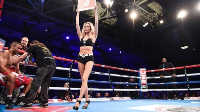 RING GIRLS BANNED FROM ANTHONY JOSHUA-ANDY RUIZ REMATCH