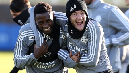 WILFRED NDIDI'S EFFORTS ASSIST LEICESTER'S VARDY TO AIM AS PREMIERSHIP TOP SCORER