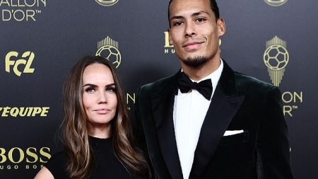 2019 BALLON D'OR: 'WE NEED TO RESPECT GREATNESS', 2ND PLACED VIRGIL VAN DIJK PRAISES MESSI