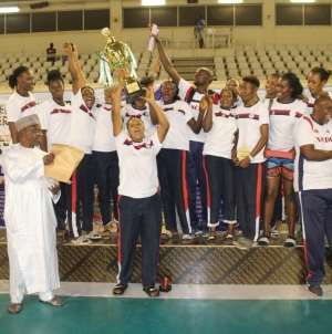 CIVIL DEFENCE CORPS, CUSTOMS WIN NIGERIA VOLLEYBALL LEAGUE
