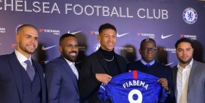 CHELSEA AGREE FIRST TRANSFER AFTER FIFA WINDOW BAN
