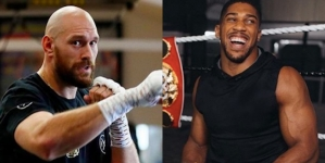 ANTHONY JOSHUA VS TYSON FURY: ANOTHER 'RUMBLE IN THE JUNGLE' BREWS IN DR CONGO