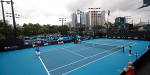 WEATHER CLEARS FOR AUSTRALIAN OPEN QUALIFYING TO BEGIN