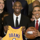 OBAMA, TRUMP PAY RESPECT TO KOBE BRYANT