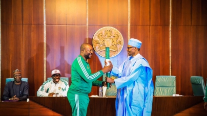 NIGERIA TO INDUCT PRESIDENT BUHARI INTO SPORTS' HALL OF FAME