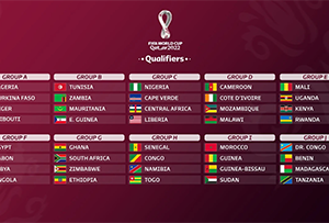 UPDATED: QATAR 2022 QUALIFIERS PITCH SUPER EAGLES AGAINST MINNOWS