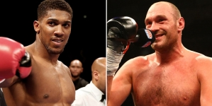 ANTHONY JOSHUA/TYSON FURY BOUT IN JEOPARDY!