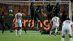 WHEN 'SOCIAL DISTANCING' FAILED SUPER EAGLES