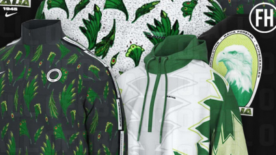 REVEALED! THE EYE-CATCHING SUPER EAGLES 2020 KITS