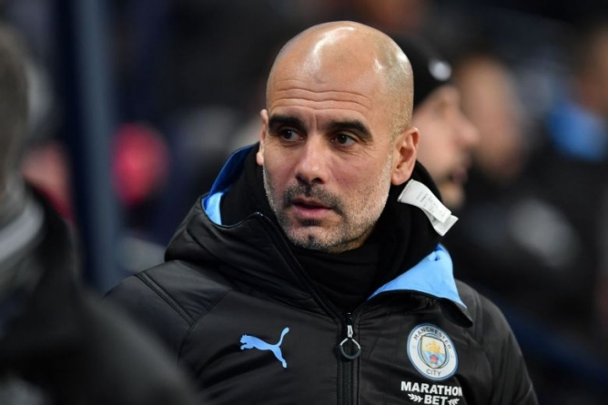 SACK FEARS GRIP PEP GUARDIOLA
