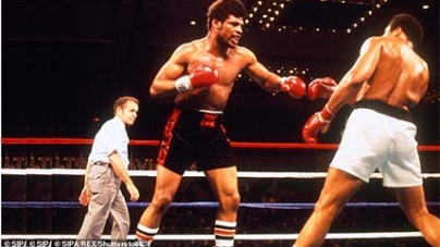 FORMER WORLD BOXING HEAVYWEIGHT CHAMPION, LEON SPINKS DOWN WITH CANCER