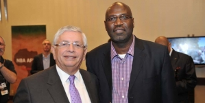 NIGERIA BASKETBALL FEDERATION MOURNS DAVID STERN
