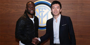 VICTOR MOSES' SHIRT NUMBER 11 ON SALE SOON, INTER ANNOUNCES