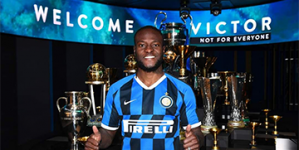 HISTORY BECKONS ON VICTOR MOSES IF INTER WIN THE EUROPA LEAGUE