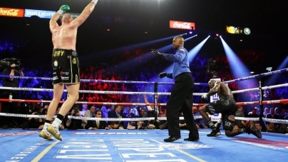 REFEREE DISMISSES DEONTAY WILDER'S CLAIM OF SABOTAGE BY TRAINER