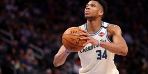 NIGERIAN-BORN ANTETOKOUNMPO, MILWAUKEE BUCKS MAINTAIN DOMINANCE OVER DETROIT PISTONS IN NBA