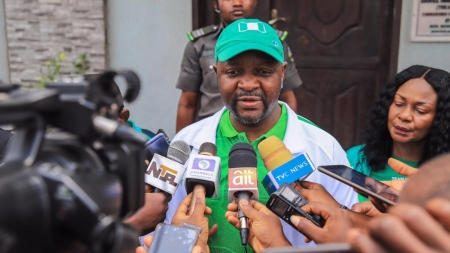 NIGERIA: SPORTS MINISTER, DARE CLEARS DOUBTS ON NATIONAL SPORTS FESTIVAL