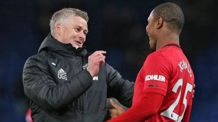 ODION IGHALO WANTS MANCHESTER UNITED STAY EXTENSION