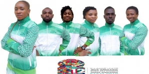 NIGERIA, MOROCCO, EGYPT SECURE TAEKWONDO OLYMPIC TICKETS ON OPENING DAY