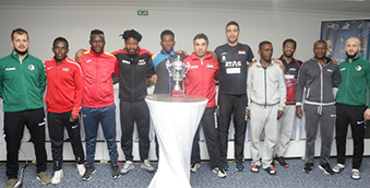 LET THE SHOW BEGIN IN TUNIS AS ITTF AFRICA TOP 16 SERVES OFF