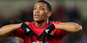 MARTIAL GRABS KEY EUROPA LEAGUE GOAL FOR MAN UNITED IN BRUGGE