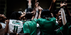 D'TIGRESS SHAKE AMERICA; END OLYMPIC QUALIFIERS ON A HIGH