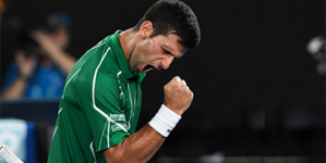 AUSTRALIAN OPEN: HUGS, A GURU AND A FAVOURITE TREE – DJOKOVIC'S UNUSUAL ROUTE TO THE TOP