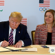 TRUMP CONFIRMS US GOVERNMENT SUPPORT FOR LOS ANGELES 2028