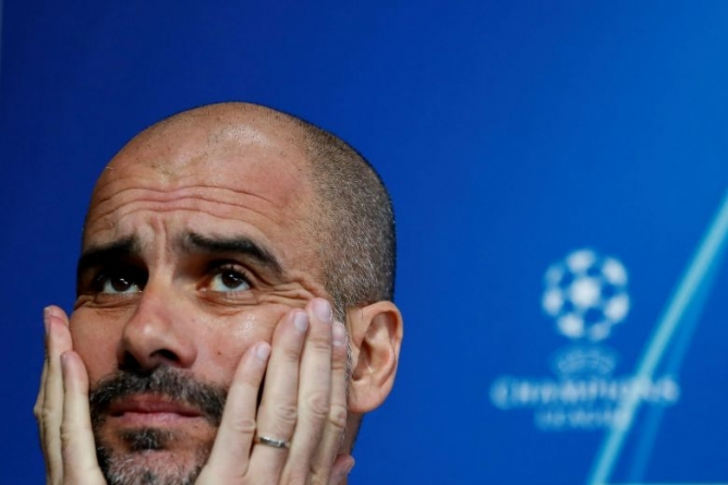 DOUBTS OVER GUARDIOLA'S FUTURE IN MAN CITY