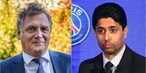 SWISS INDICT PARIS SAINT-GERMAIN BOSS, EX-FIFA NO. 2 JEROME VALCKE IN BRIBERY CASE