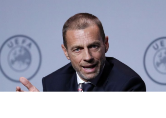 UEFA MAY DECLARE CURRENT SEASON IN EUROPE 'INCONCLUSIVE'
