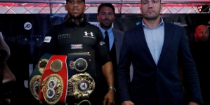 JOSHUA-PULEV IBF HEAVYWEIGHT TITLE FIGHT POSTPONED DUE TO CORONAVIRUS