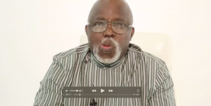 VIDEO: NFF, AMAJU PINNICK JOIN WAR AGAINST COVID-19