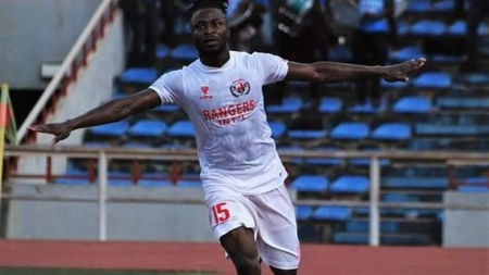 BREAKING: RANGERS' IFEANYI GEORGE DIES ONE MONTH AFTER REMO STARS' TIAMIYU KAZEEM