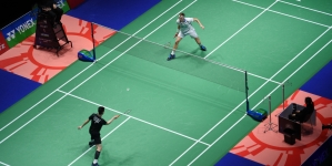 FINALLY, OLYMPIC BADMINTON QUALIFYING EVENTS CALLED OFF DUE TO CORONAVIRUS